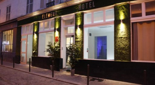 the element hotel c t du canal saint martin paris. Black Bedroom Furniture Sets. Home Design Ideas