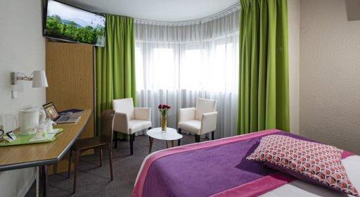 Hotel Paris Louis Blanc chambre