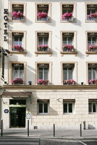 Hôtel Garden Saint Martin