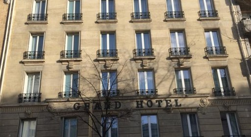 Grand hôtel Clichy Paris