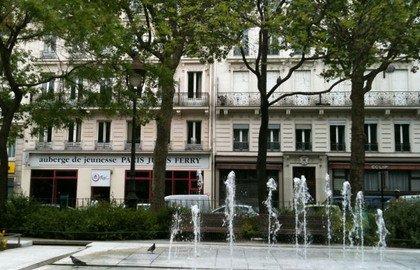 Auberge de jeunesse Paris-Jules Ferry