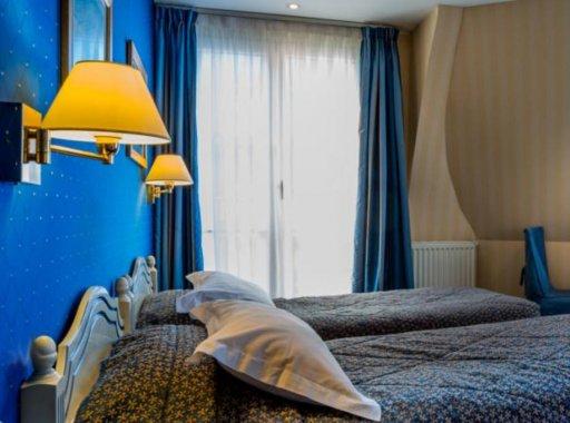 Chambre d'hôtel Austin's St Lazare Paris