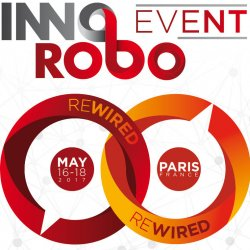 Innorobo 2017 - salon aux Docks de Paris