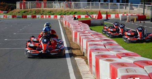 Faire du karting en ext rieur aulnay sous bois pr s de paris for Karting exterieur