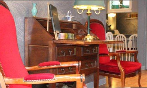 Hôtel Paris Relais Bergson, salon