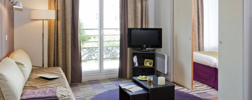 Apparthotel Adagio Buttes Chaumont Paris 19e