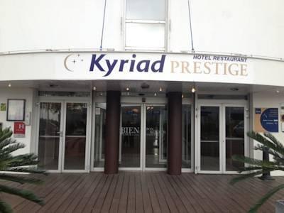 Hôtel Kyriad Prestige le Bourget