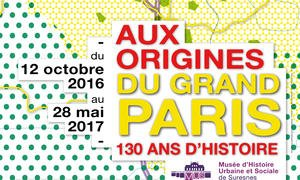 Aux origines du Grand Paris, expo Suresnes