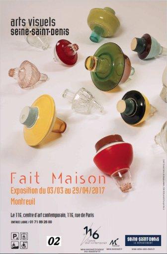 Fait Maison Exposition Au Centre DArt Contemporain De Montreuil