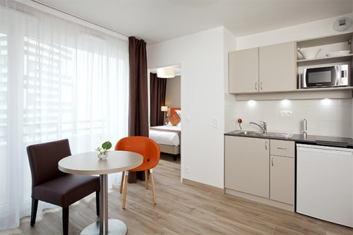 Residhome Appart Hotel Rosa Parks