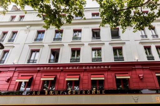 Hôtel Au Boeuf Couronné