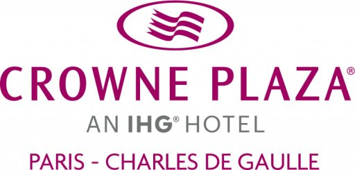 Crowne Plaza Paris CDG logo
