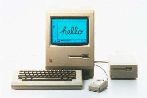 Macintosh Hello - Ordinateur