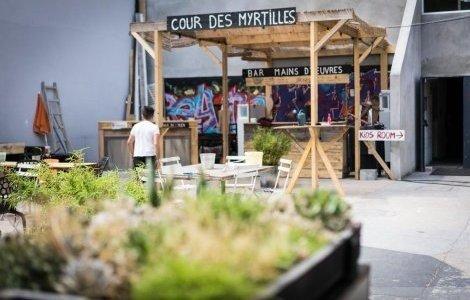 Cours des Myrtilles