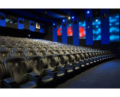Cinéma CGR Epinay-sur-Seine1