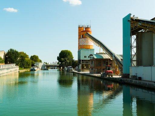 Que faire à Paris en juillet sur le canal de l'Ourcq ?