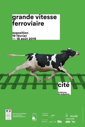 Exposition Cité des sciences 2019 - Grande vitesse ferroviaire