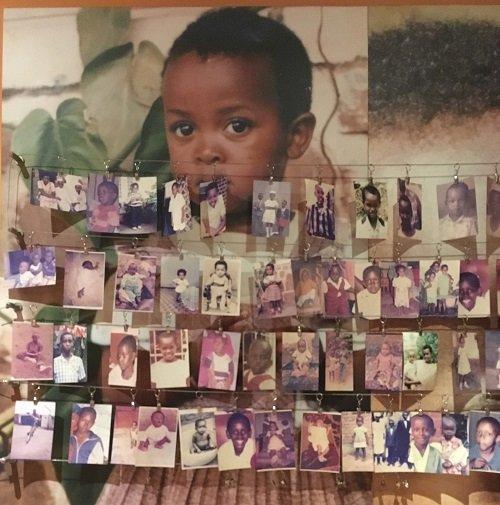 Visuel de l'exposition Rwanda 1994 : le génocide des Tutsiau Mémorial de la Shoah