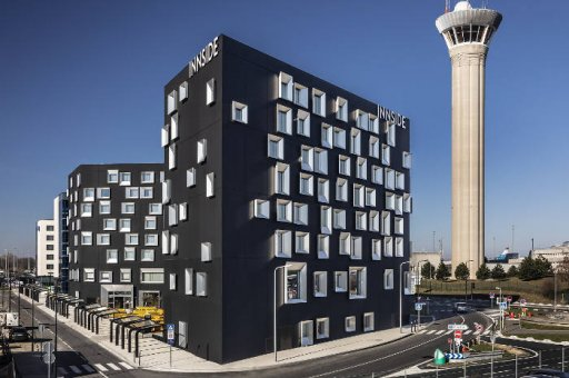 Hôtel Innside by melia Paris CDG airport - bâtiment