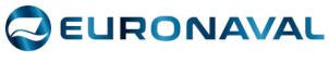 Euronaval - salon professionnel -logo blanc