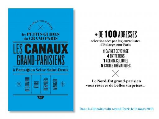 Le guide des canaux grand-parisiens vient de sortir - Interview de Renaud Charles son rédacteur en chef
