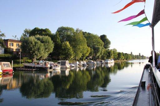 Croisières sur la Marne