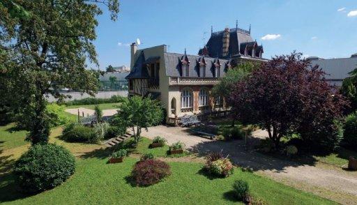 Auberge municipale de Saint-Denis 1