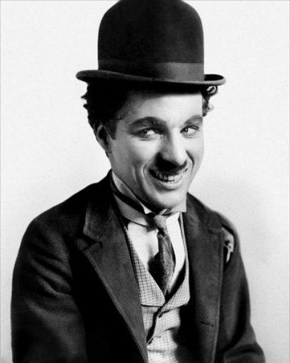 Charlie Chaplin - photo libre de droits wkpd