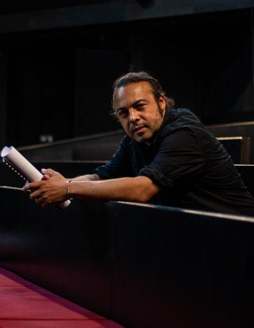 Interview de Gilles Sampieri, directeur du Théâtre le Colombier