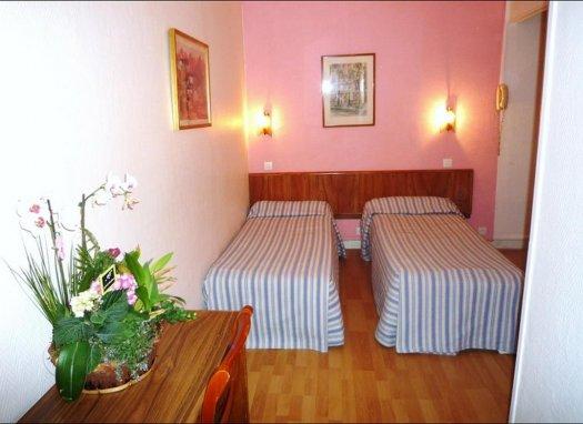 Hôtel du Brabant Paris 10 chambre