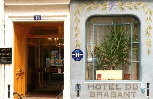 Hôtel du Brabant Paris 10