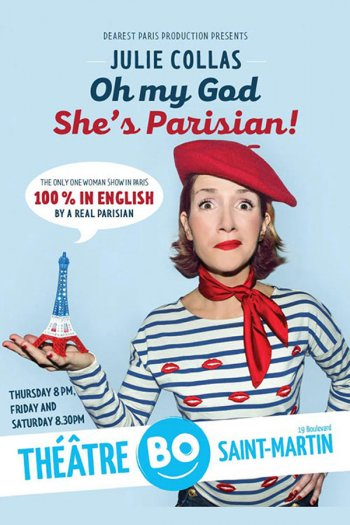 Oh My God she's Parisian!