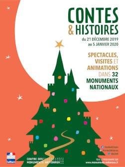 Contes et histoires Basilique St Denis - noel 2019