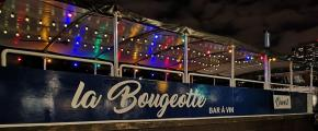 Bougeotte - wine cellar barge