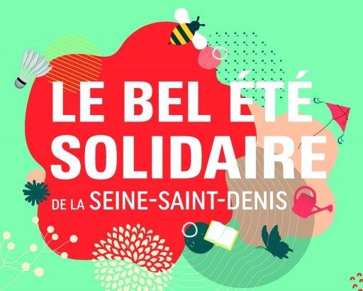 Le bel été solidaire de la Seine-Saint-Denis