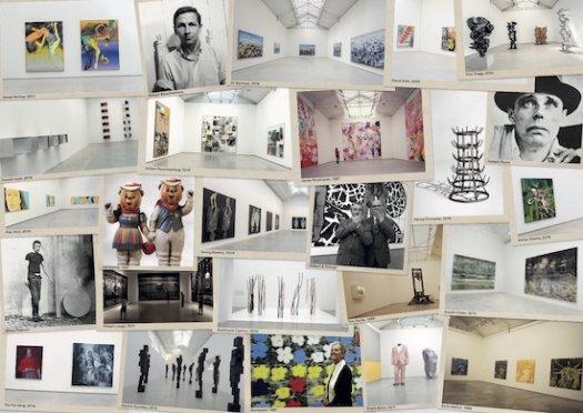 30 years in Paris, galerie Thaddaeus Ropac