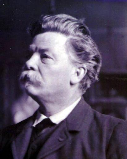 Portrait Eugène Carrière