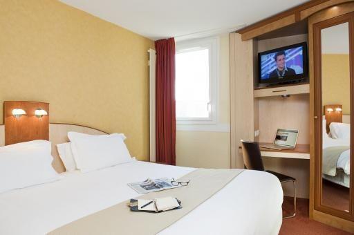 Alliance hotel St Ouen 2