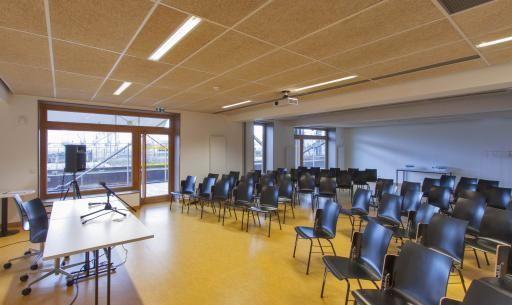 Salle de réunion Halle Pajol 1