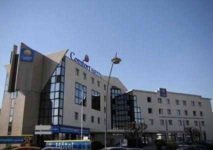 exterieur comfort hotel rosny