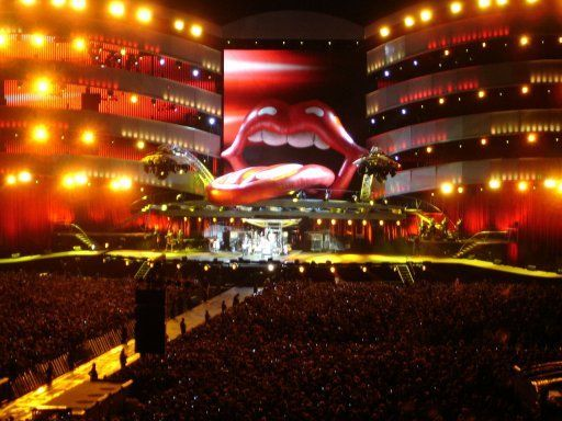 les rolling stones au stade de france. Black Bedroom Furniture Sets. Home Design Ideas