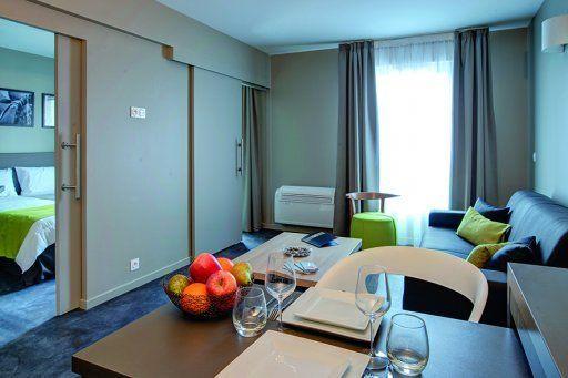 Park & Suites le Bourget chambre 2