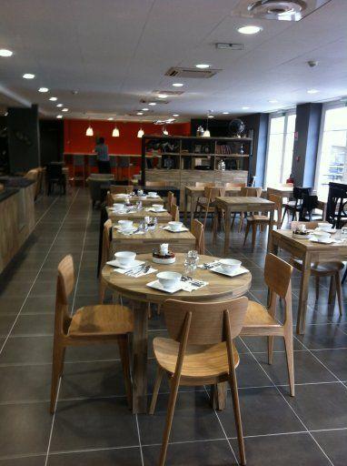 Park & Suites le Bourget restaurant
