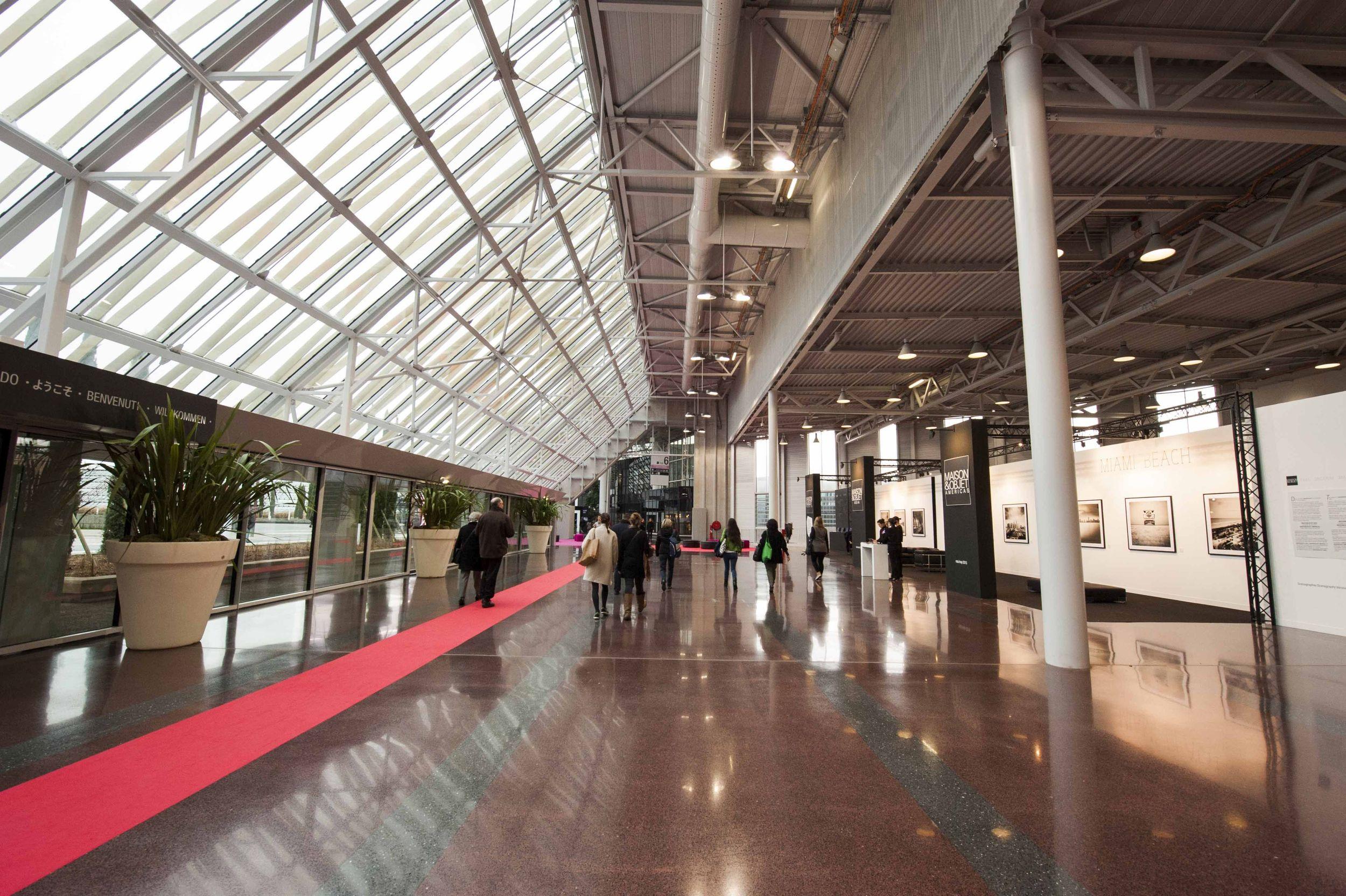 Paris nord villepinte inaugure l 39 extension de la galerie d - Salon au parc des expositions villepinte ...