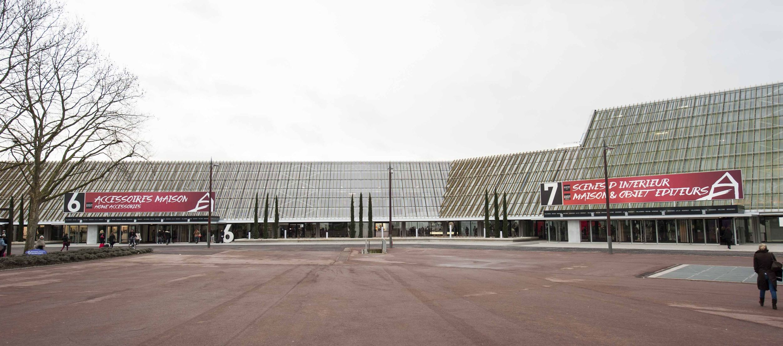 paris nord villepinte inaugure l 39 extension de la galerie d 39 accueil. Black Bedroom Furniture Sets. Home Design Ideas