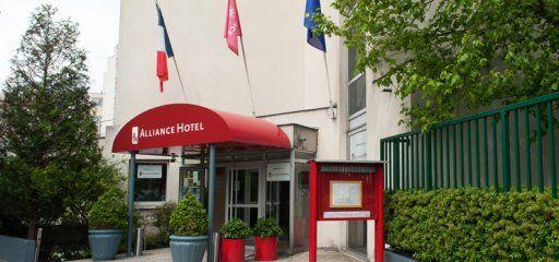 alliance hotel exterieur