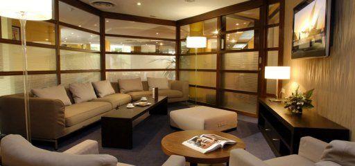 alliance hotel interieur