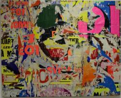 """Résultat de recherche d'images pour """"villegle artiste affichiste"""""""