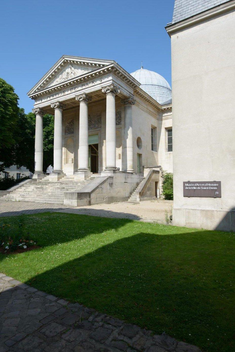 musée art et histoire saint denis