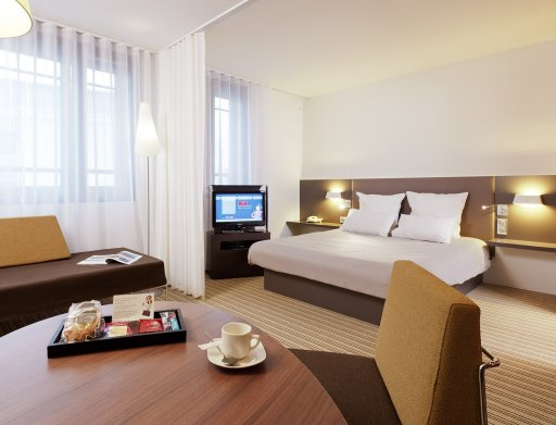 Suite Novotel Paris Saint-Denis